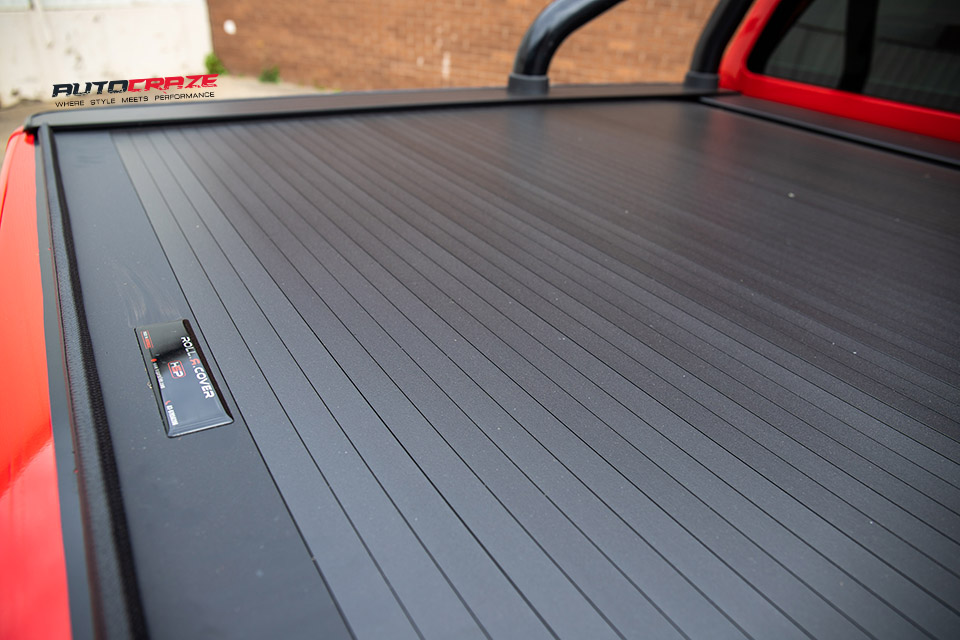 Mazda BT50 Roll R Cover Top Shot