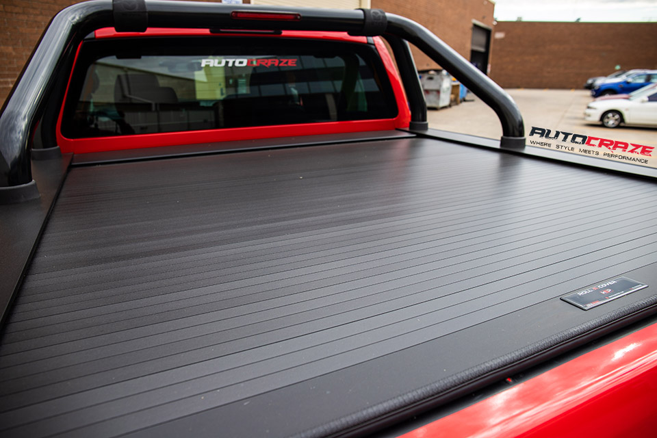 Mazda BT50 Roll R Cover Top Side Shot