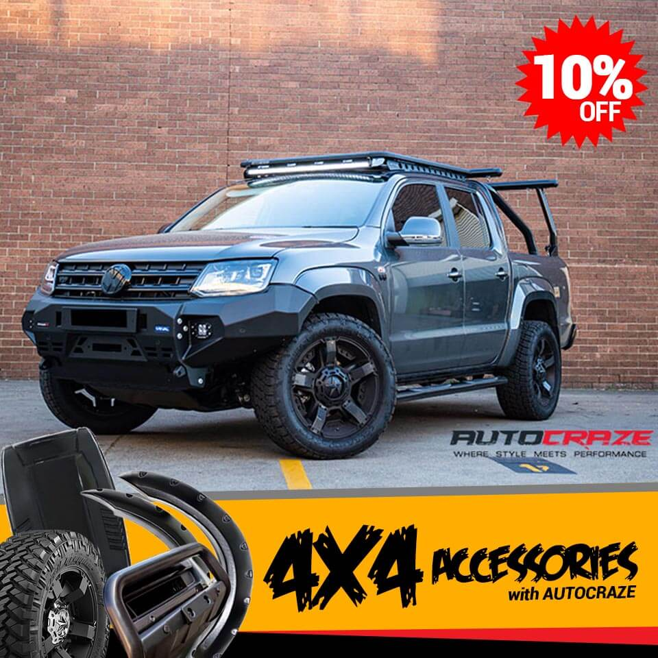 4x4 Accessories Volkswagen Amarok
