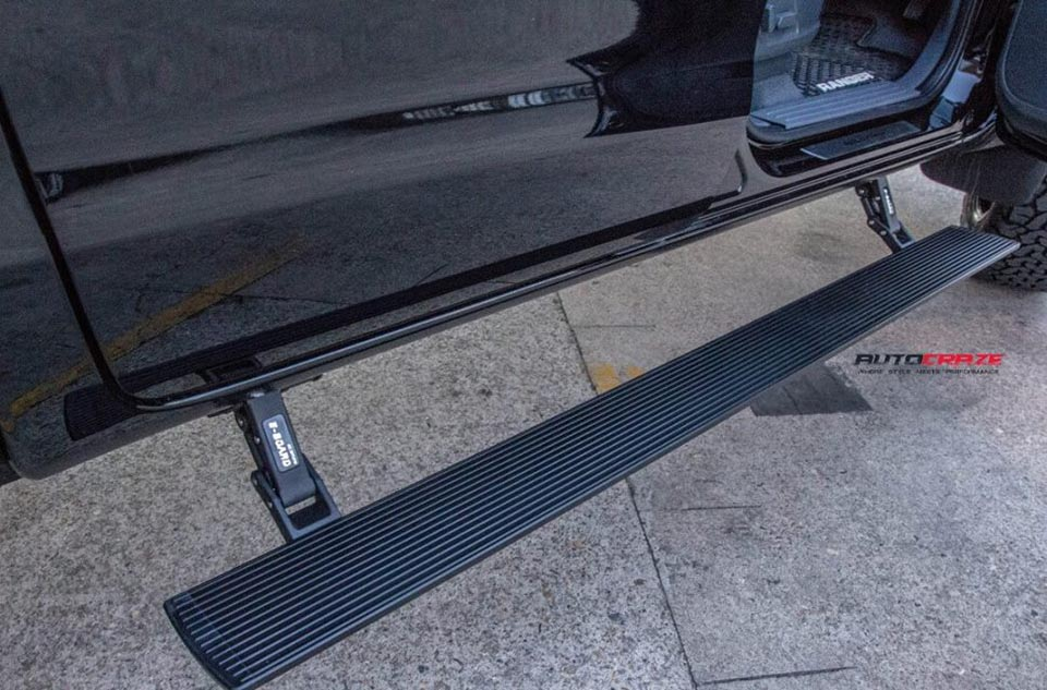 Mercedes X Class Side Steps AutoCraze