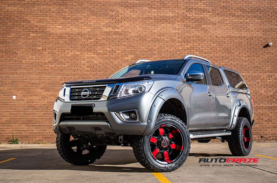 Nissan Navara Lift Kits Navara 4x4 Suspension Lift Kits