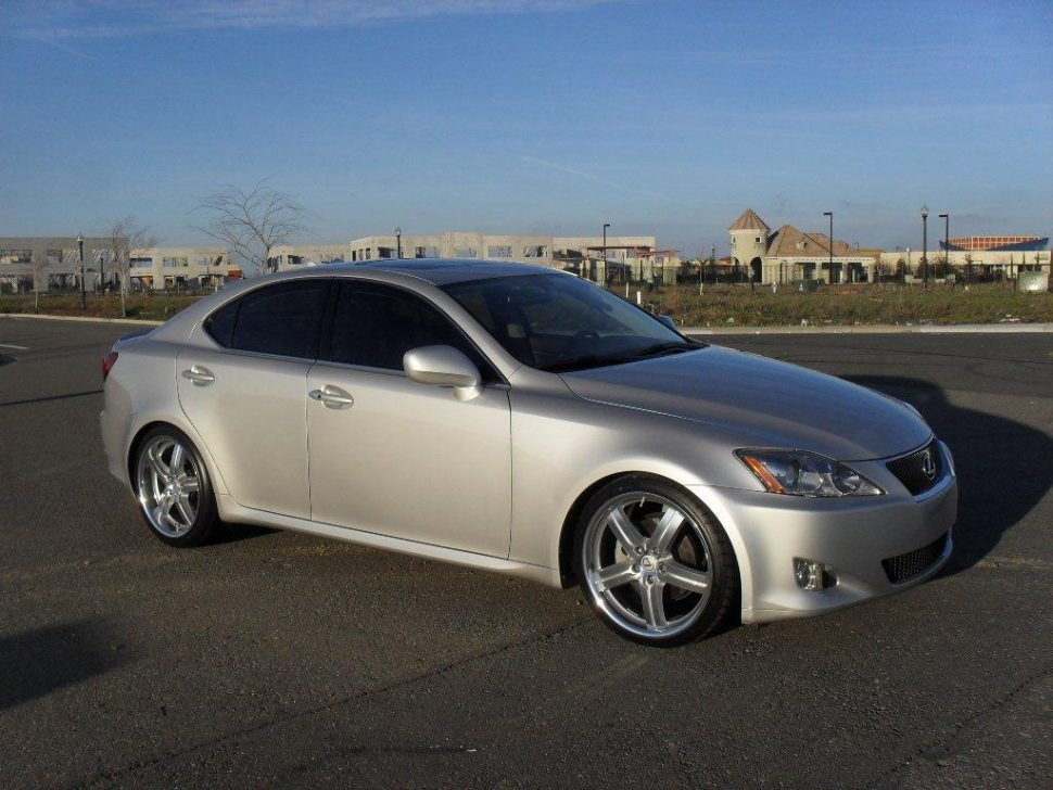 Lexus IS Model - Lumarai Lexus Morro wheels