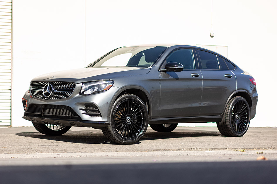 Mercedes Benz GLC Mandrus 23 Wheels