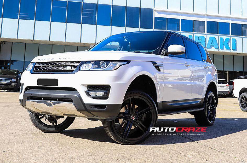 19Range Rover Inforged IFG33 Wheels Front Shot Gallery June 2020_large