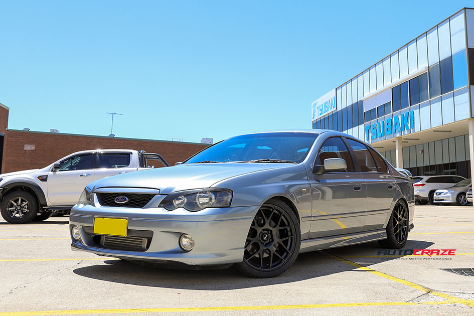 Ford Falcon King Reload Wheels Tyres Front Shot Gallery November 2019
