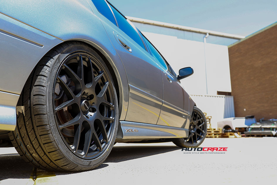 Ford Falcon King Reload Wheels Tyres Rear Fitment Shot Gallery November 2019