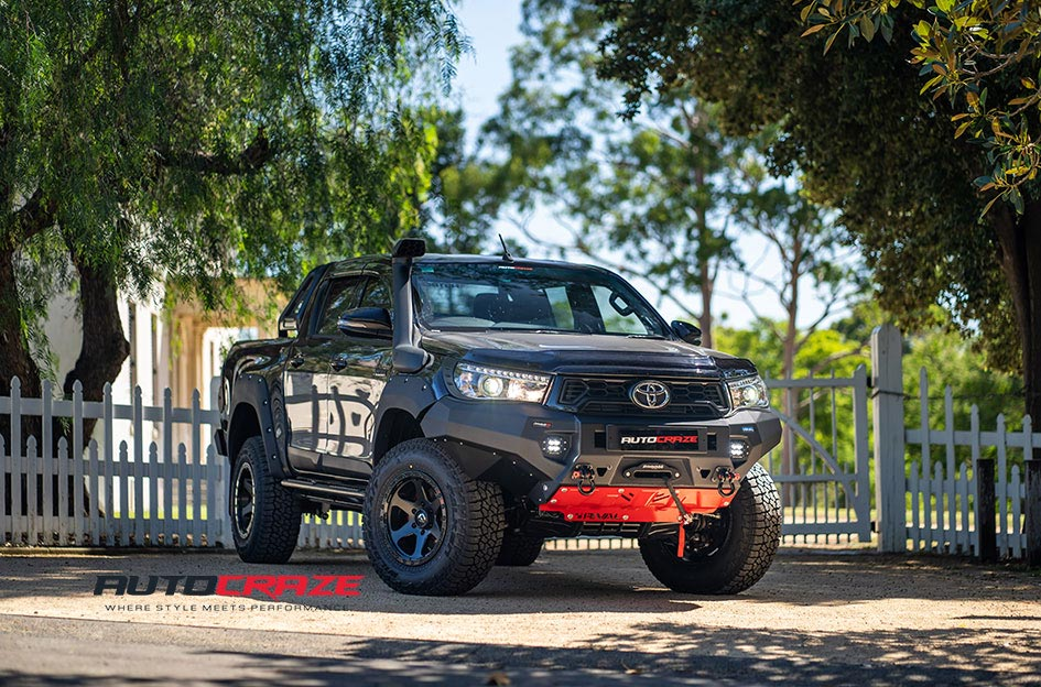 4wd Accessories Sydney