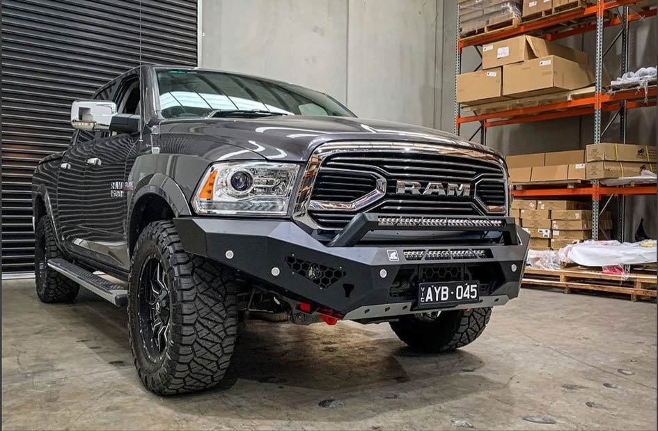 Dodge Ram Bull Bar