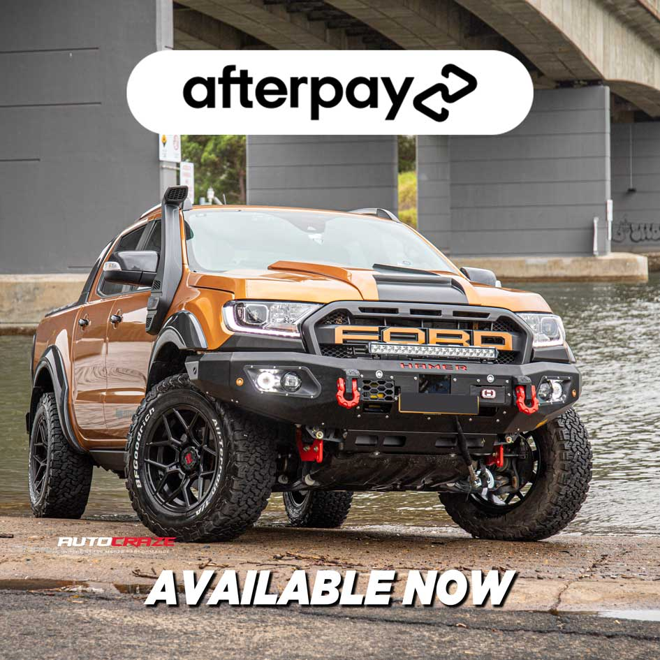 Afterpay 4×4 Accessories