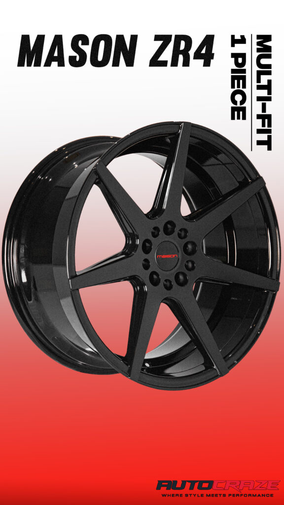 Mason ZR4 wheels