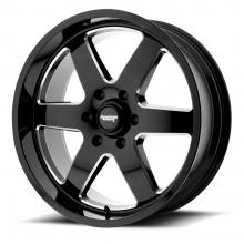 AMERICAN RACING AR926 PATROL GLOSS BLACK MILLED