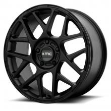 KMC BULLY KM708 SATIN BLACK