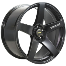 SIMMONS FRC FLAT BLACK