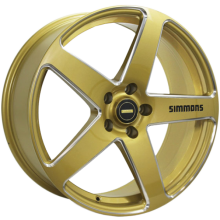 SIMMONS FRCS GOLD