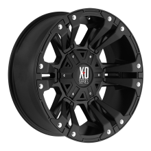 KMC MONSTER XD 2 MATTE BLACK