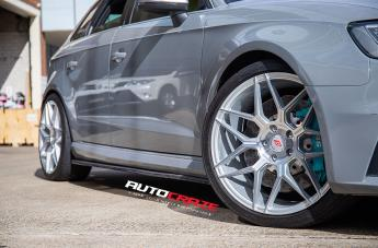 AUDI RS3 IFG 38 SILVER  small