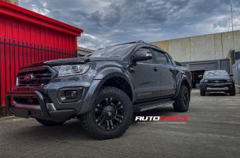 Ford RANGER MONSTER XD MATTE BLACK