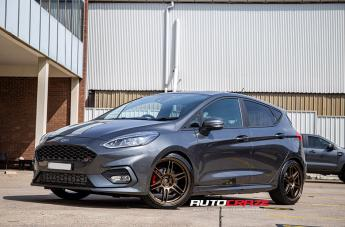 Ford FIESTA SF01 SATIN BLACK
