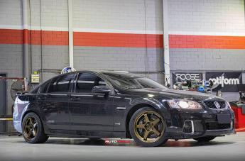 Holden COMMODORE DRIFT TEK BRONZE