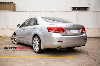 TOYOTA AURION CHEETAH HYPER SILVER POLISH LIP  small