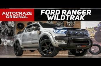 Ford RANGER TEMPEST 205 SATIN BLACK