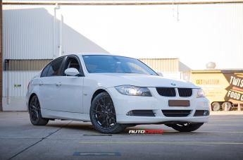 BMW 3 SERIES HE907 GLOSS BLACK
