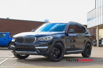 BMW X3 IFG 39 BLACK