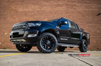 FORD RANGER PUMP MATTE BLACK  small