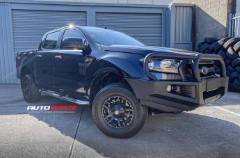 Ford RANGER CLIFF MATTE BLACK