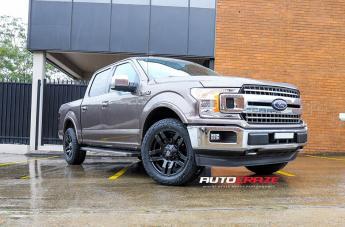 Ford F150 (2004 ONWARDS) PUMP MATTE BLACK