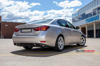 LEXUS GS SERIES MR136 HYPER SILVER  small