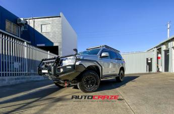 Toyota PRADO D-LOCKER BLACK