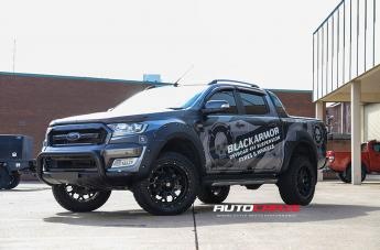 Ford RANGER HURRICANE MATTE BLACK