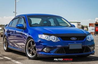 Ford FALCON FR-1 GUNMETAL MACHINED LIP