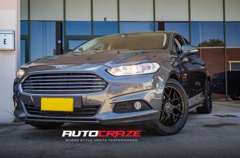 Ford MONDEO IFG 38 BLACK