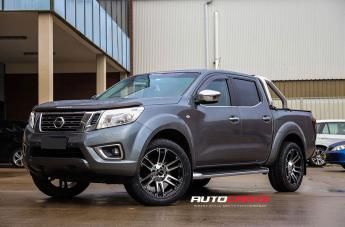 Nissan NAVARA OUTLAW MACHINED PIANO BLACK
