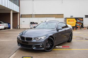 BMW 4 SERIES IFG 38 BLACK