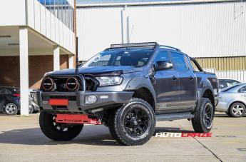 Ford RANGER AMBUSH MATTE BLACK
