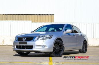 Honda ACCORD MONACO GLOSS BLACK