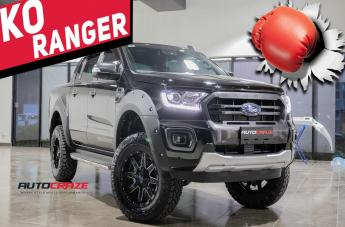 Ford RANGER BLADE  OR GLOSS BLACK MILLED