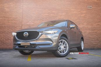 Mazda CX5 IFG39 SILVER MACHINED FACE