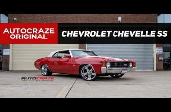 Chevrolet Camaro HUSTLER CHROME