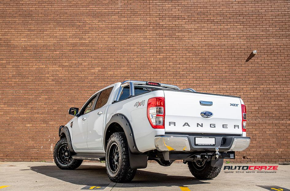 FORD RANGER GRENADE SATIN BLACK