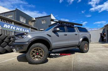 Ford RANGER RAPTOR SABBATH BRONZE