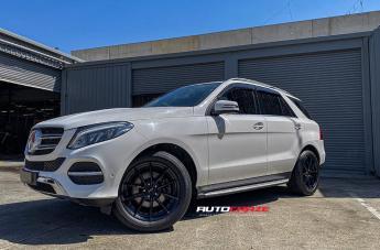 Mercedes G CLASS SECTOR SATIN BLACK