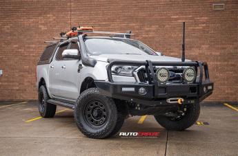 Ford RANGER D-HOLE BLACK