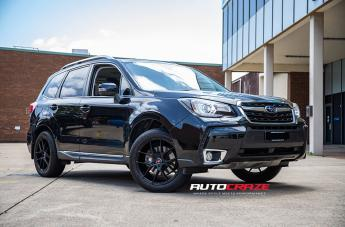 Subaru Forester IFG 39 BLACK