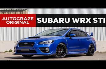 Subaru WRX G25 BLACK CLEAR