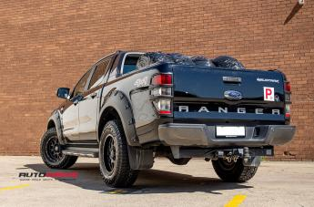 FORD RANGER GRENADE SATIN BLACK  small