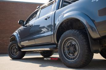 FORD RANGER ARMORY MATTE BLACK  small